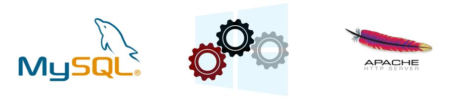 Jak dodać MySQL oraz Apache jako serwis w systemie Windows ?